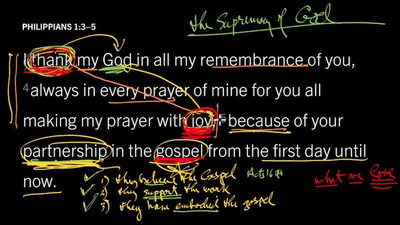 What Does Sd Mean >> Philippians 1:3–5: Thank God for Gospel Friendships | Desiring God
