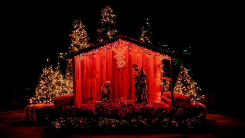 Dark Christmas.The Dark Side Of Christmas Desiring God