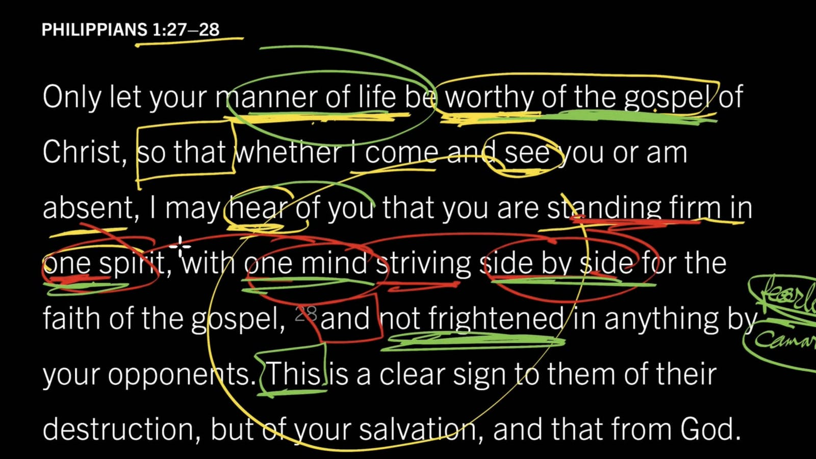 Philippians 46 7 The Heart Of Fearless Contentment