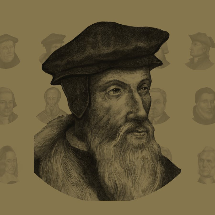 The Majesty of God Mastered Him: John Calvin (1509–1564)