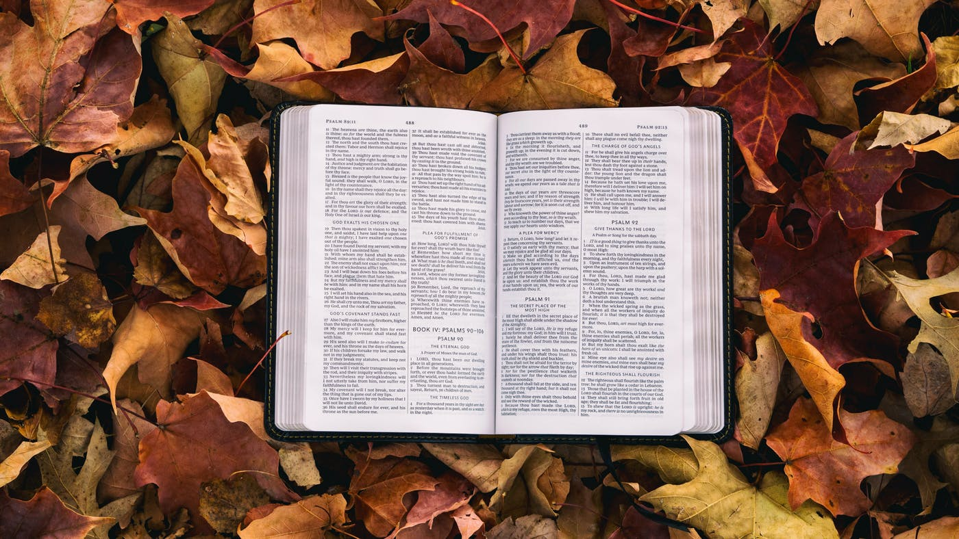 The Most Repeated Command in the Bible | Desiring God
