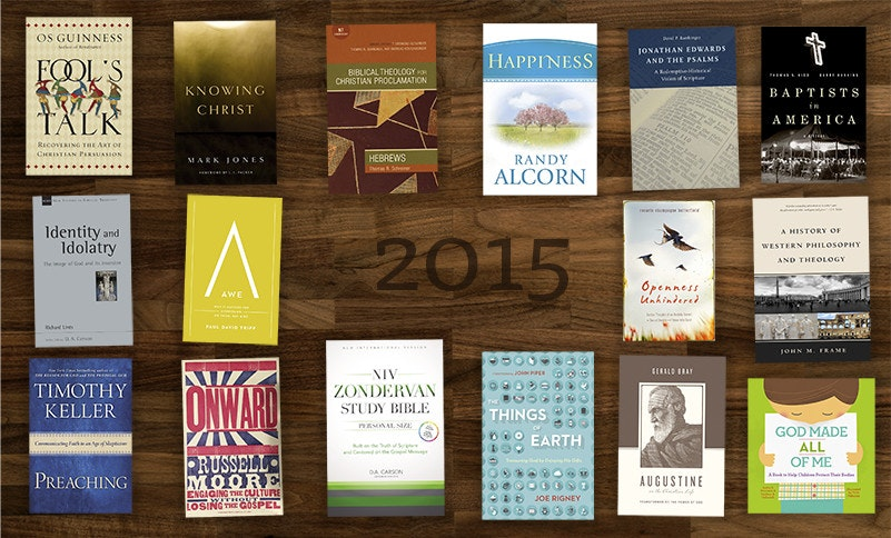 Top 15 Books of 2015