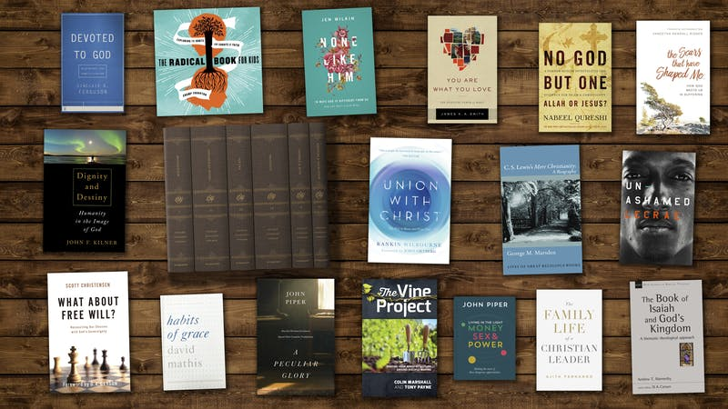 Top 16 Books Of 2016 Desiring God