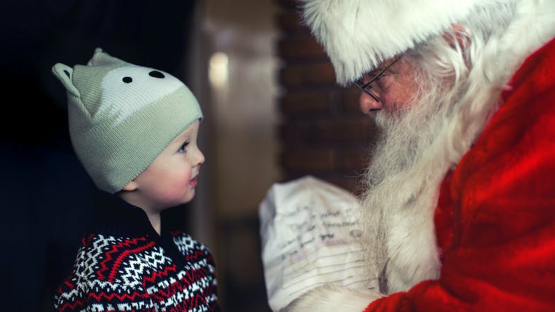 What Should I Tell My Kids About Santa?