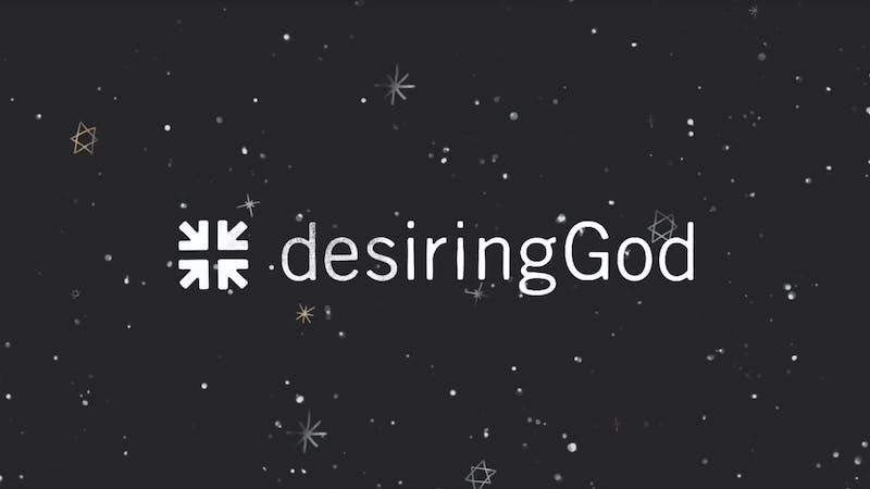 Why Is the Ministry Called 'Desiring God'?