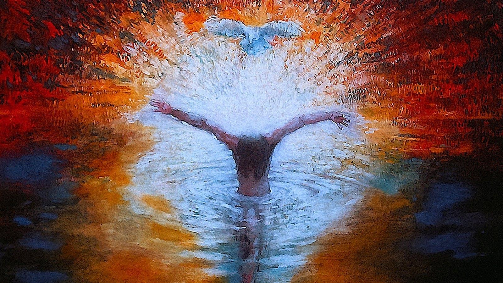 Why Was Jesus Baptized? | Desiring God