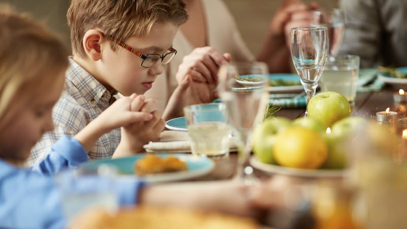 Why We Pray For Our Meals Desiring God