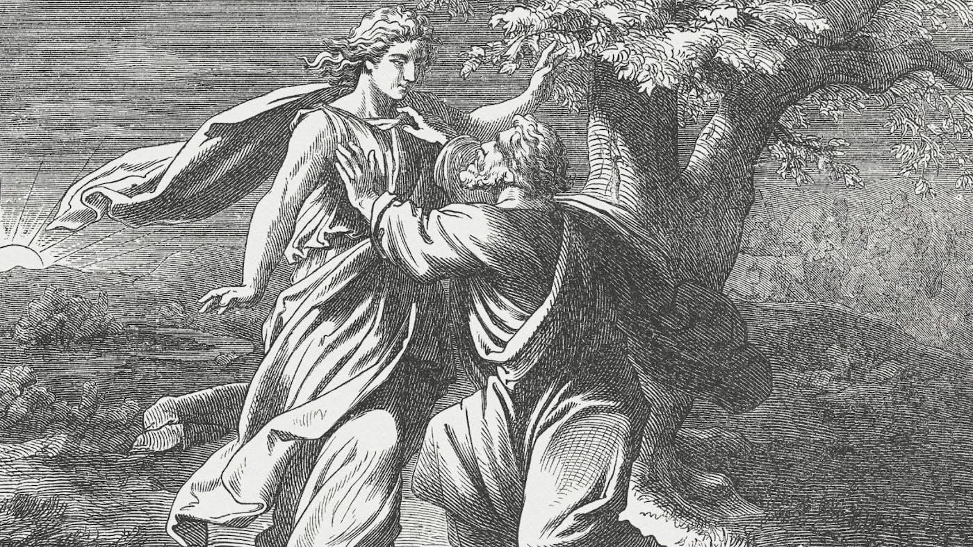 Israel-Jacob wrestles with God-Animation/Genesis 32:26-30 ... |Jacob Wrestles With God Meaning