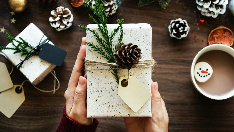 You Are Not Obligated to Give Gifts This Year