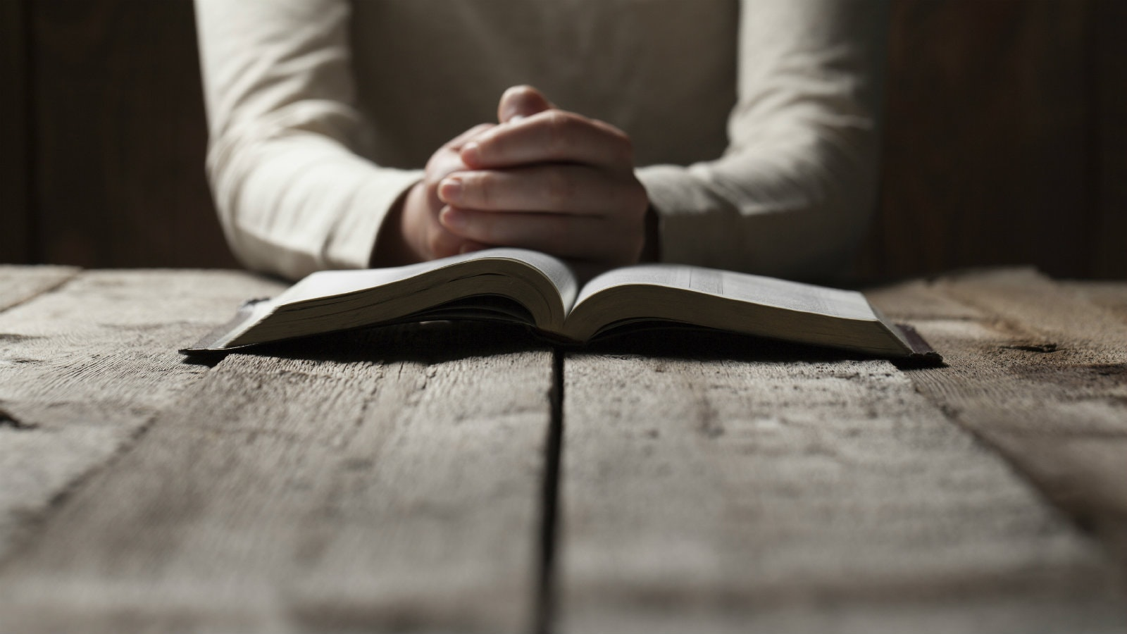 You Don't Have to Know God's Will